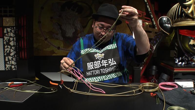神の指先……針金アート職人選手権! ワイヤーが描き出す神秘の世界